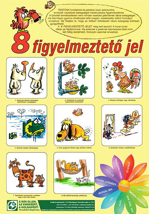 rák jel üzenet)